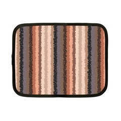 Native American Curly Stripes   4 Netbook Sleeve (small)