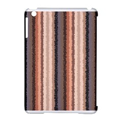Native American Curly Stripes   4 Apple Ipad Mini Hardshell Case (compatible With Smart Cover) by BestCustomGiftsForYou