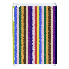 Vivid Colors Curly Stripes   1 Apple Ipad Mini Hardshell Case by BestCustomGiftsForYou