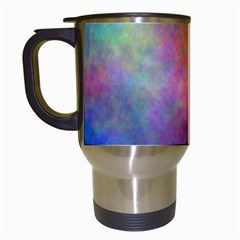 Plasma 4 Travel Mug (white) by BestCustomGiftsForYou