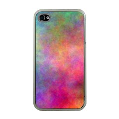 Plasma 4 Apple Iphone 4 Case (clear) by BestCustomGiftsForYou