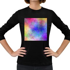 Plasma 5 Women s Long Sleeve T Shirt (dark Colored) by BestCustomGiftsForYou