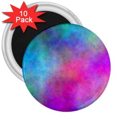 Plasma 6 3  Button Magnet (10 Pack) by BestCustomGiftsForYou