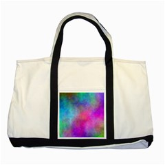 Plasma 6 Two Toned Tote Bag