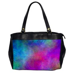 Plasma 6 Oversize Office Handbag (one Side) by BestCustomGiftsForYou