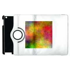 Plasma 8 Apple Ipad 2 Flip 360 Case by BestCustomGiftsForYou
