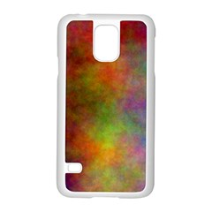 Plasma 9 Samsung Galaxy S5 Case (white) by BestCustomGiftsForYou