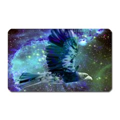 Catch A Falling Star Magnet (rectangular) by icarusismartdesigns
