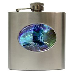 Catch A Falling Star Hip Flask