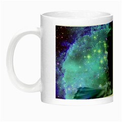 Catch A Falling Star Glow In The Dark Mug by icarusismartdesigns