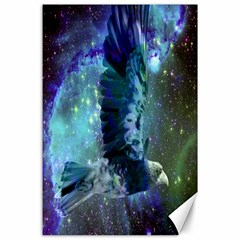 Catch A Falling Star Canvas 24  X 36  (unframed) by icarusismartdesigns