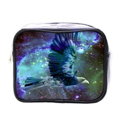 Catch A Falling Star Mini Travel Toiletry Bag (one Side) by icarusismartdesigns