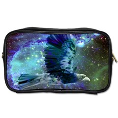 Catch A Falling Star Travel Toiletry Bag (two Sides) by icarusismartdesigns