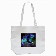 Catch A Falling Star Tote Bag (white) by icarusismartdesigns