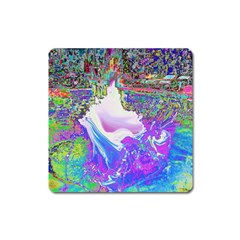 Splash1 Magnet (square) by icarusismartdesigns
