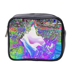 Splash1 Mini Travel Toiletry Bag (two Sides) by icarusismartdesigns