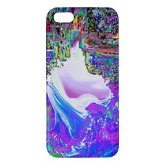 Splash1 Apple Iphone 5 Premium Hardshell Case by icarusismartdesigns