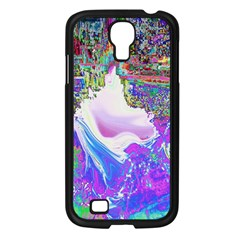 Splash1 Samsung Galaxy S4 I9500/ I9505 Case (black) by icarusismartdesigns