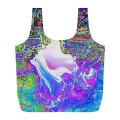Splash1 Reusable Bag (l) by icarusismartdesigns