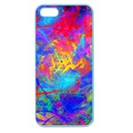 Colour Chaos  Apple Seamless iPhone 5 Case (Color) Front