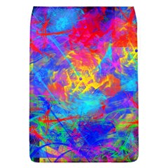 Colour Chaos  Removable Flap Cover (large) by icarusismartdesigns