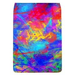 Colour Chaos  Removable Flap Cover (small) by icarusismartdesigns