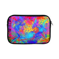 Colour Chaos  Apple Ipad Mini Zippered Sleeve by icarusismartdesigns