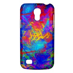 Colour Chaos  Samsung Galaxy S4 Mini (gt I9190) Hardshell Case  by icarusismartdesigns