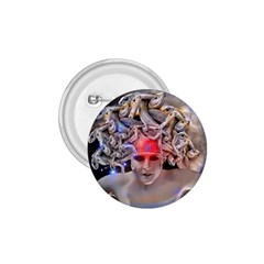 Medusa 1 75  Button by icarusismartdesigns
