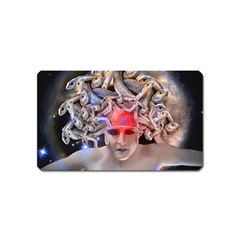 Medusa Magnet (name Card) by icarusismartdesigns
