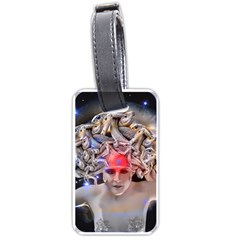 Medusa Luggage Tag (one Side) by icarusismartdesigns