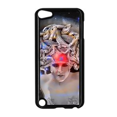 Medusa Apple Ipod Touch 5 Case (black) by icarusismartdesigns