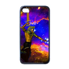 Star Fighter Apple Iphone 4 Case (black) by icarusismartdesigns