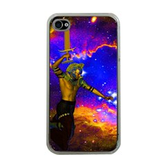 Star Fighter Apple Iphone 4 Case (clear) by icarusismartdesigns
