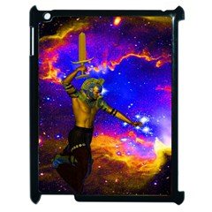 Star Fighter Apple Ipad 2 Case (black) by icarusismartdesigns