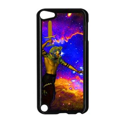 Star Fighter Apple Ipod Touch 5 Case (black) by icarusismartdesigns