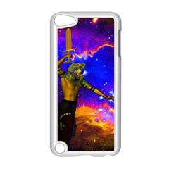 Star Fighter Apple Ipod Touch 5 Case (white) by icarusismartdesigns