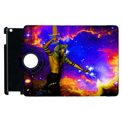 Star Fighter Apple Ipad 2 Flip 360 Case by icarusismartdesigns