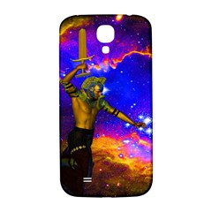 Star Fighter Samsung Galaxy S4 I9500/i9505  Hardshell Back Case by icarusismartdesigns