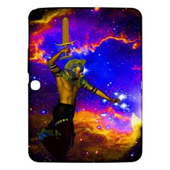 Star Fighter Samsung Galaxy Tab 3 (10 1 ) P5200 Hardshell Case  by icarusismartdesigns