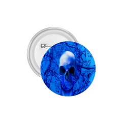 Alien Blue 1 75  Button by icarusismartdesigns