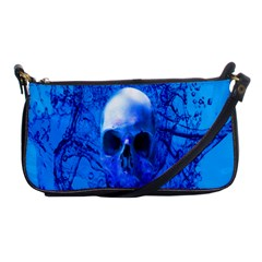 Alien Blue Evening Bag by icarusismartdesigns