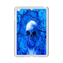 Alien Blue Apple Ipad Mini 2 Case (white) by icarusismartdesigns