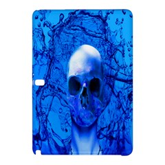 Alien Blue Samsung Galaxy Tab Pro 12 2 Hardshell Case by icarusismartdesigns