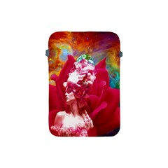 Star Flower Apple Ipad Mini Protective Sleeve by icarusismartdesigns