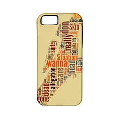 Michael Jackson Typography They Dont Care About Us Apple Iphone 5 Classic Hardshell Case (pc+silicone) by FlorianRodarte