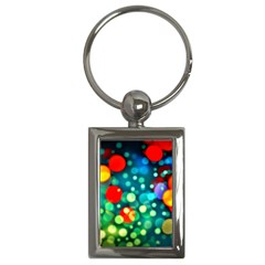 A Dream Of Bubbles Key Chain (rectangle) by sirhowardlee