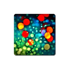 A Dream Of Bubbles Magnet (square) by sirhowardlee