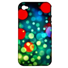 A Dream Of Bubbles Apple Iphone 4/4s Hardshell Case (pc+silicone) by sirhowardlee