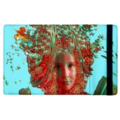 Flower Horizon Apple Ipad 3/4 Flip Case by icarusismartdesigns